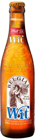 Mill Street Belgian Wit - Belgian White &#40;Witbier&#41;
