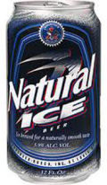 Natural Ice - Malt Liquor