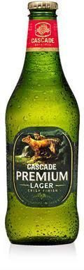 Cascade Premium Lager - Pale Lager