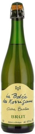 CCLF La Bole des Korrigans Brut - Cider