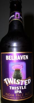 Belhaven Twisted Thistle IPA &#40;USA&#41; - India Pale Ale &#40;IPA&#41;
