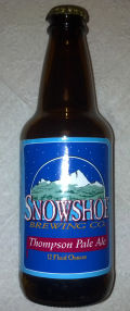 Snowshoe Thompson Pale Ale - American Pale Ale