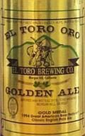 El Toro Oro Golden Ale - English Pale Ale