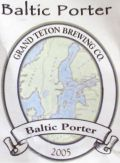 Grand Teton Baltic Porter - Baltic Porter