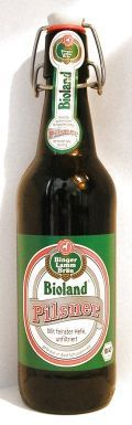 Binger Lammbru Bioland Pilsener - Pilsener