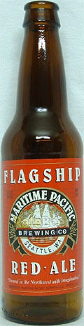 Maritime Pacific Flagship Red Alt Ale - Amber Ale