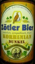 Ztler Korbinian Dunkel - Dunkel/Tmav