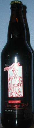 Captain Elizurs Heritage Red Ale - Belgian Ale