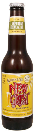 Lakefront New Grist Sorghum Beer - Specialty Grain