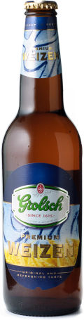 Grolsch Premium Weizen - German Hefeweizen
