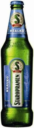 Staropramen Nealko - Low Alcohol