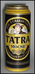 Tatra Mocne 15.1 - Strong Pale Lager/Imperial Pils