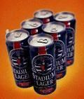 Crooked River Stadium Lager - Pale Lager