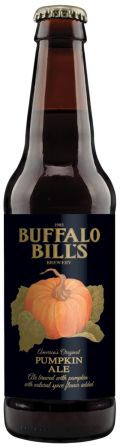 Buffalo Bills Americas Original Pumpkin Ale - Spice/Herb/Vegetable