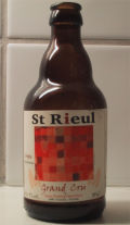 Saint Rieul Grand Cru - Belgian Strong Ale
