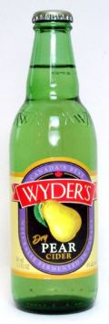 Wyders Dry Pear Cider - Perry