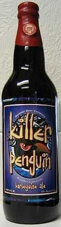 Boulder Beer Killer Penguin Barleywine - Barley Wine