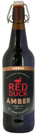 Red Duck Amber Ale - Amber Ale