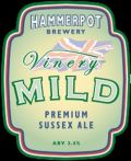 Hammerpot Vinery Mild - Mild Ale