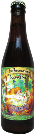 t Hofbrouwerijke Bosprotter - Abbey Tripel
