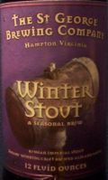 St. George Winter Stout - Imperial Stout