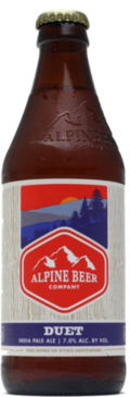 Alpine Beer Company Duet  - India Pale Ale &#40;IPA&#41;
