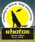 Black Dog Rhatas - Premium Bitter/ESB