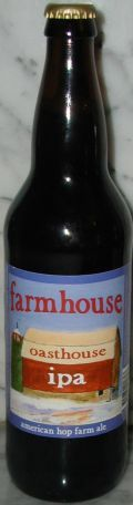 Coast Range Farmhouse Oasthouse IPA - India Pale Ale (IPA)