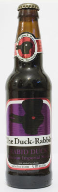 The Duck-Rabbit Rabid Duck Russian Imperial Stout - Imperial Stout