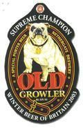 Nethergate Old Growler &#40;Cask&#41; - Porter