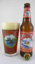 Saranac Seasons Best Nut Brown Lager - Amber Lager/Vienna