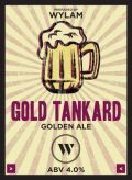 Wylam Gold Tankard - Golden Ale/Blond Ale