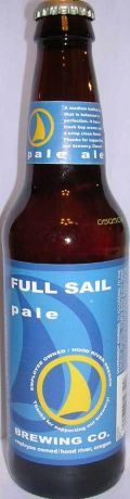 Full Sail Pale Ale - American Pale Ale