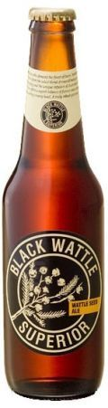 Barons Black Wattle Original Ale &#40;-2011&#41; - Amber Ale