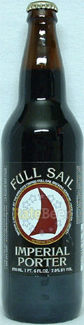 Full Sail Imperial Porter - Imperial/Strong Porter
