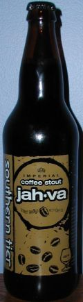 Southern Tier Jah-va Imperial Coffee Stout - Imperial Stout