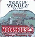 Moorhouses Pride of Pendle &#40;Cask&#41; - Bitter