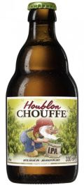 Chouffe Houblon Dobbelen IPA Tripel - Abbey Tripel