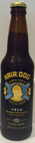 Hair of the Dog Fred - Barley Wine