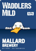 Mallard Waddlers Mild - Mild Ale