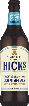 St. Austell HSD &#40;Hicks Special Draught&#41;  &#40;Bottle&#41; - Premium Bitter/ESB