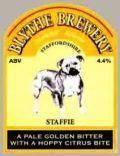 Blythe Staffie - Golden Ale/Blond Ale