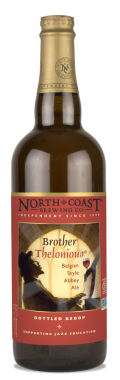 North Coast Brother Thelonious - Belgian Strong Ale