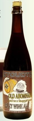 Stoudts Old Abominable - Barley Wine