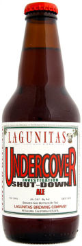 Lagunitas Undercover Investigation Shut-Down Ale - American Strong Ale 