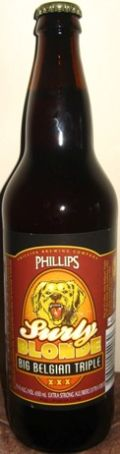 Phillips Surly Blonde Big Belgian Triple - Abbey Tripel