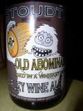 Stoudts Old Abominable &#40;Whiskey Barrel Aged&#41; - Barley Wine