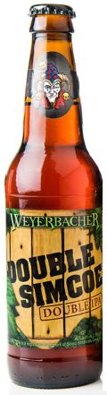 Weyerbacher Double Simcoe IPA - Imperial/Double IPA