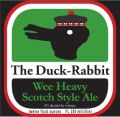 The Duck-Rabbit Wee Heavy Scotch Style Ale - Scotch Ale