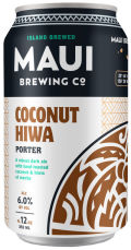Maui Brewing CoCoNut PorTeR - Porter
